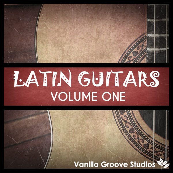 Latin Guitars Vol 1